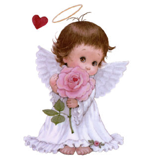 Cute Angel Clip Art | Cute Baby Angel Clip Art | Anything ...