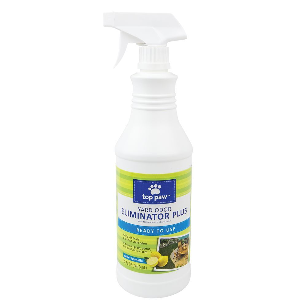 Top Paw Ready To Use Citronella Yard Pet Odor Eliminator