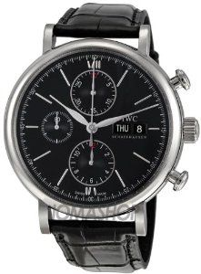 IWC Portofino Chronograph Automatic Mens Watch IW391002