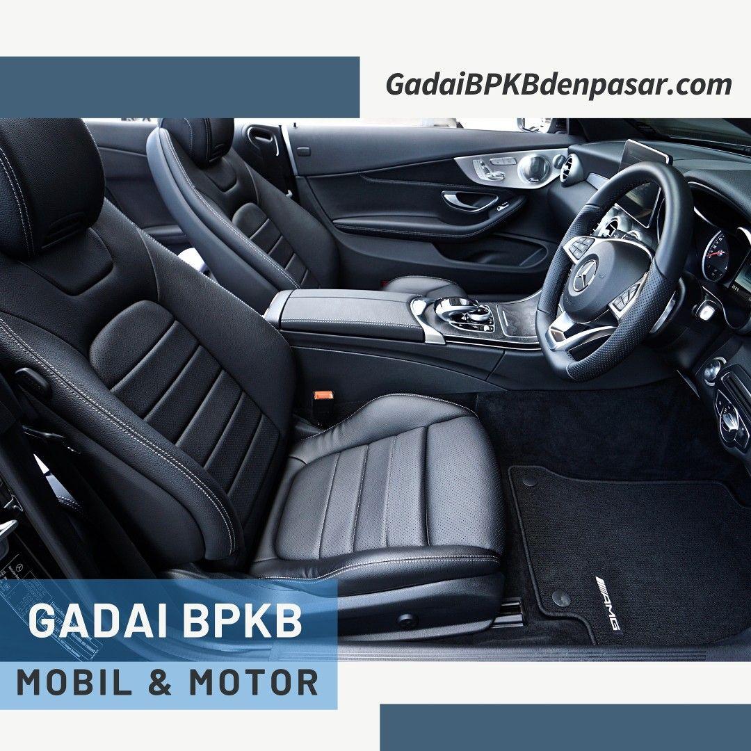Gadai Bpkb Mobil Mobil Motor Kendaraan