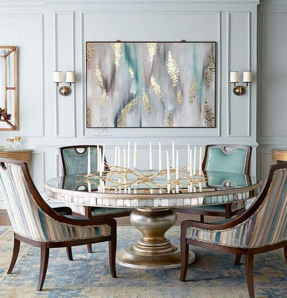 Modern Wall Art Decor For Dining Room Leadersrooms