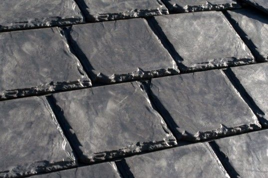 Euroshield Eco Friendly Roof Shingles Made From Recycled Tires Tyres Recycle Rubber Roof Shingles Roof Shingles