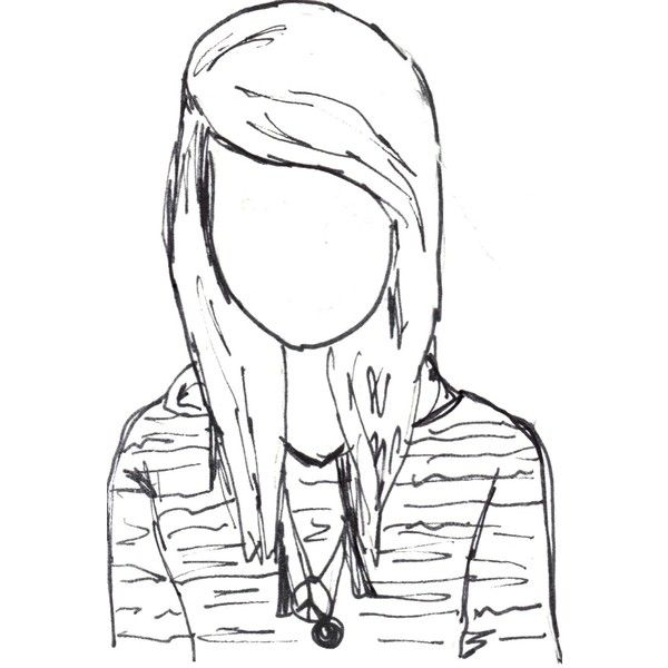 Untitled Liked On Polyvore Featuring Fillers Drawings Doodles