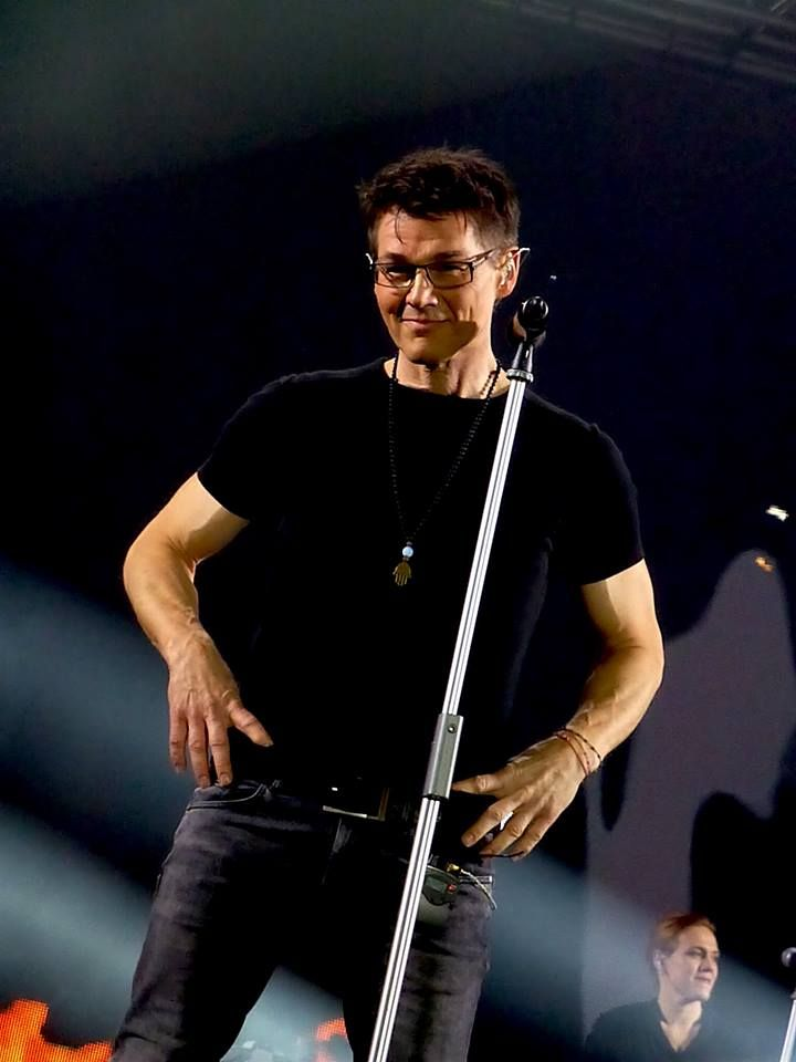 A Ha Morten Harket Cast In Steel Tour Manchester Arena 25 03 16