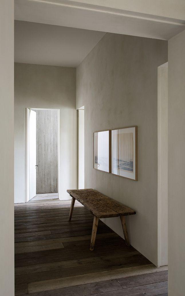Épinglé par Susanne Furbo sur Indretning Pinterest Couloir