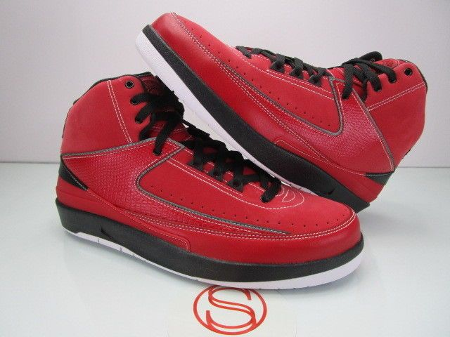 best cheap def77 dcdb7 DS Nike Air Jordan II 2 Retro QF CANDY PACK RED 10  fashion  clothing