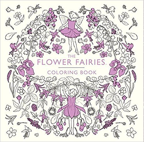 the flower fairies coloring book amazonde cicely mary