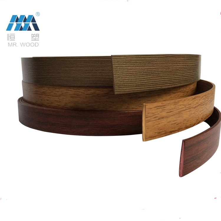 Pvc Wood Furniture ~ Pvc wood grain furniture edge banding tape mdf