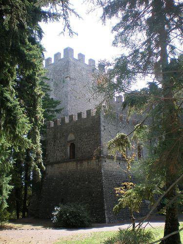 Castillo de Brolio