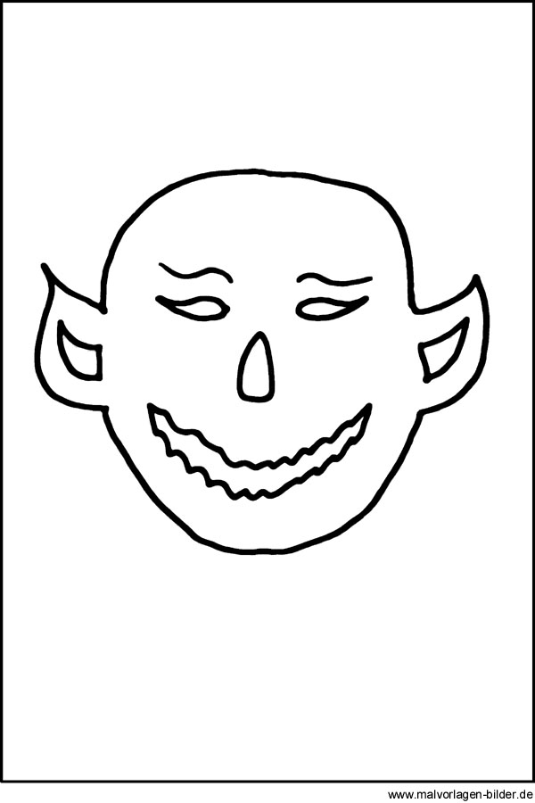Monster Mit Malvorlagen Monster Malvorlage Kostenlose Ausmalbilder Zu Halloween Vorlage