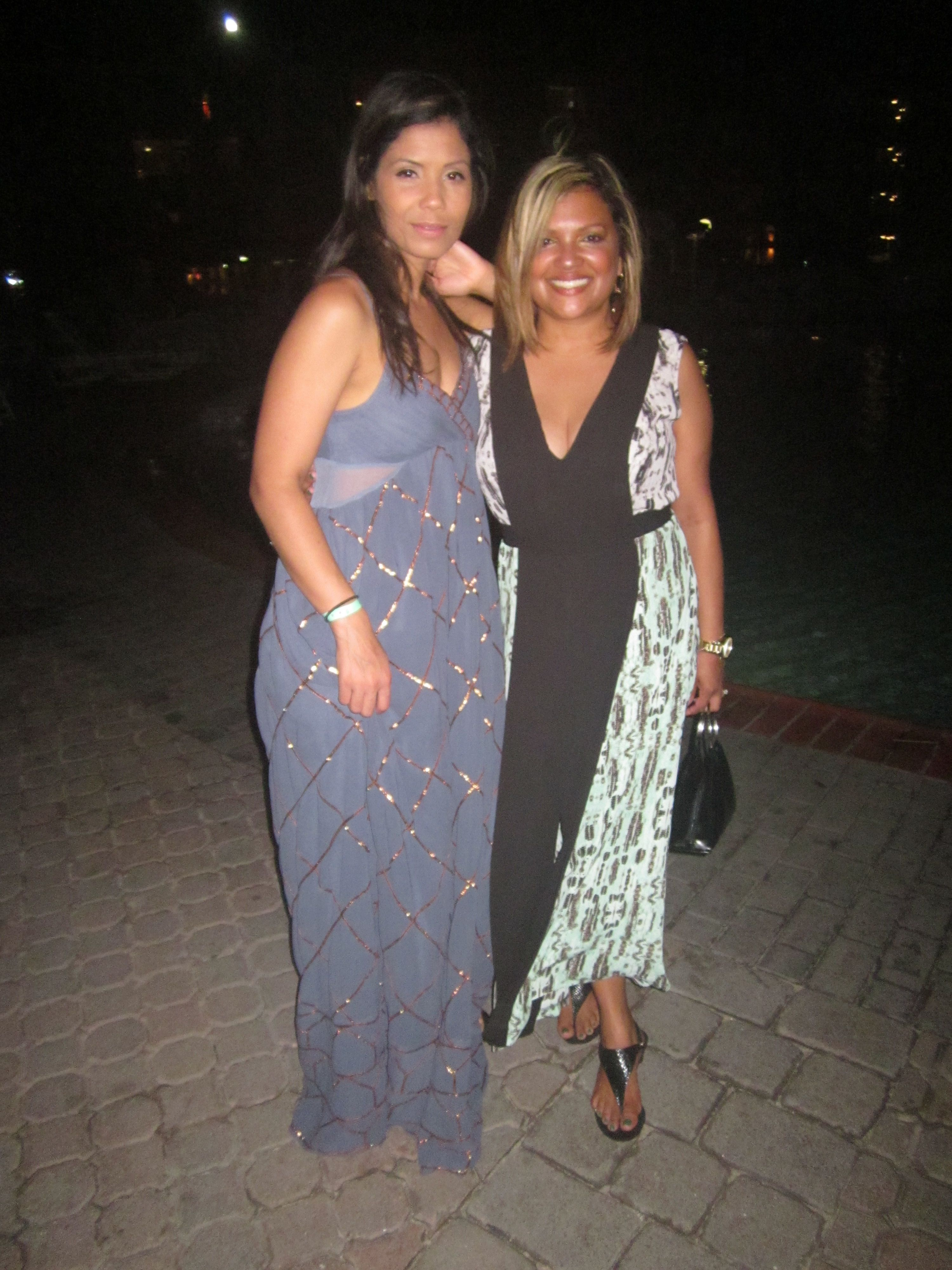With BFF in Aruba 2013
