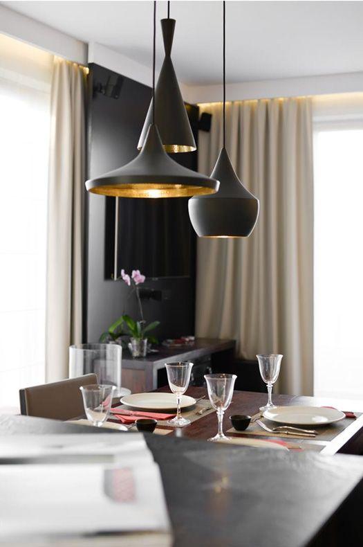 Apartment In Gdansk Desire To Inspire Desiretoinspire Net Tom Dixon Lighting Tom Dixon Lamp Tom Dixon