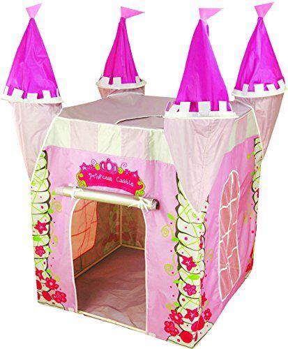 6887fb44b9 awesome Tienda de Jugar Castillo Princesa para niña, estimula la  imaginación y es educativa.