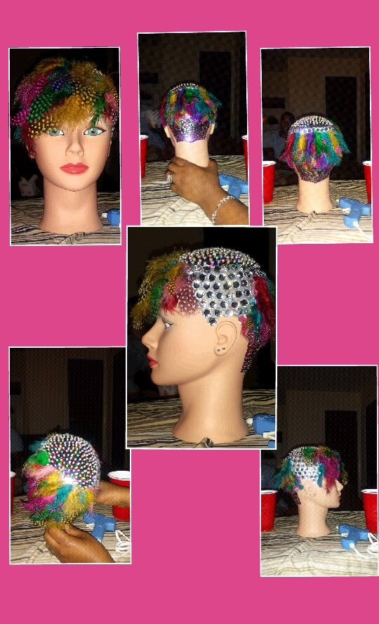 Project (anything but hair) for school   Cosmetology student ...