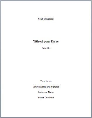 The Modern Language Association Mla Does Not Require You To Create A Cover Page When You Complete Your Re Essay Cover Page Essay Title Page Cover Page Format