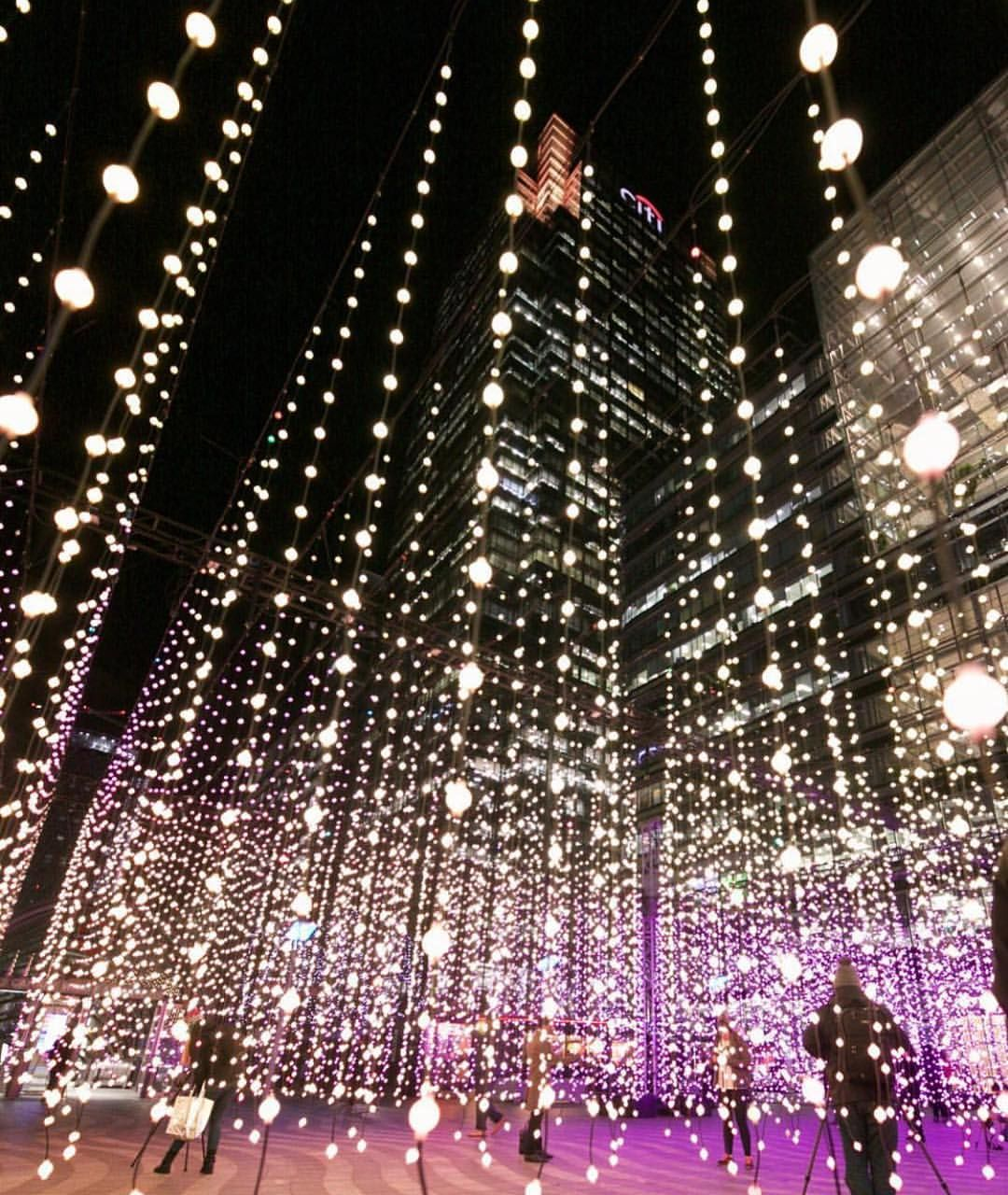 Light It Up Canarywharflondon With 21 Diffe