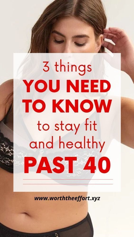 3 things you must know if you want to stay fit and healthy as you age | easy weight loss tips | easy...