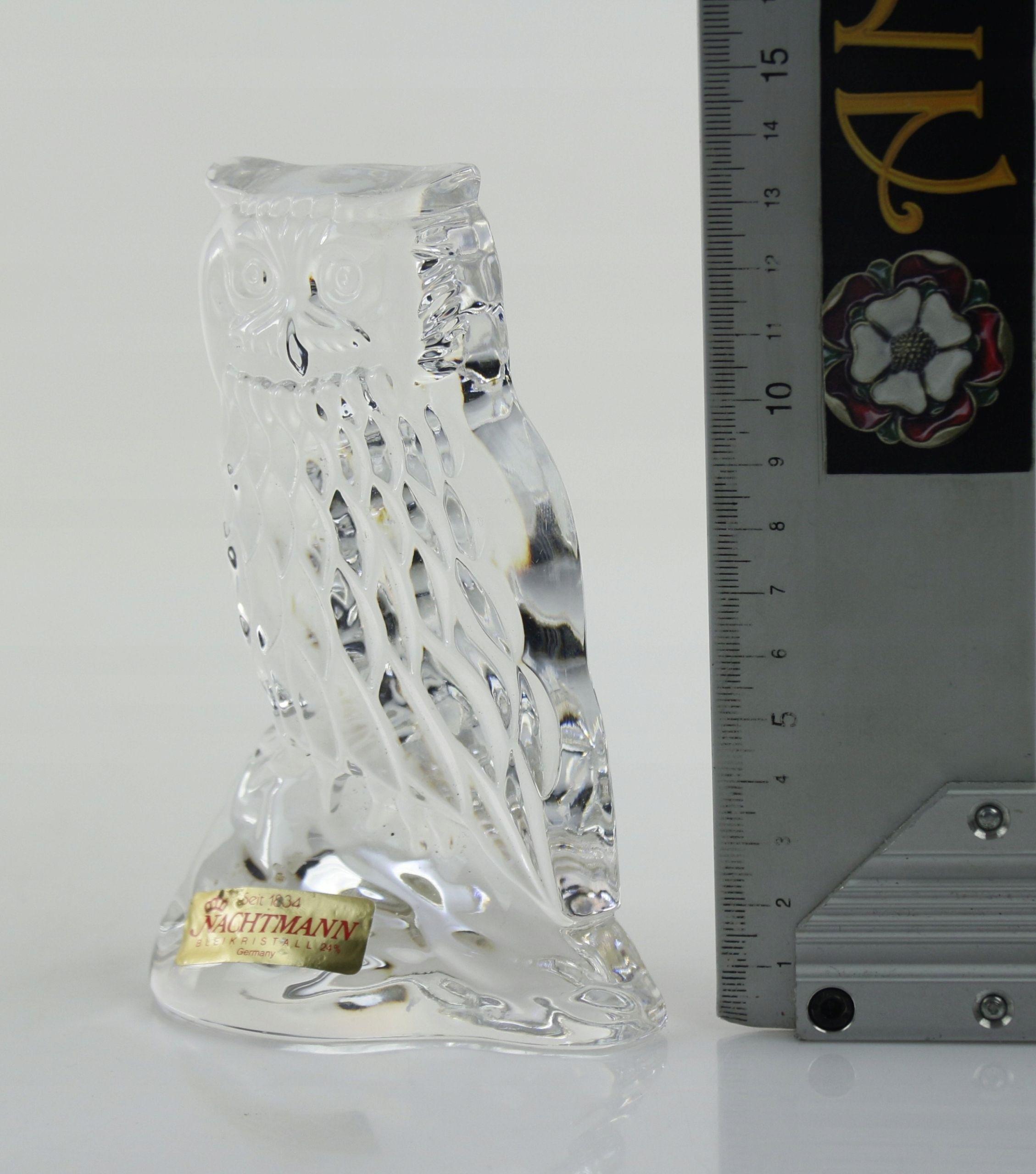Pchli Targ Krysztalowa Sowa 7912839003 Oficjalne Archiwum Allegro Allegro Bookends Vase