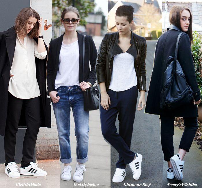 adidas superstar fashion