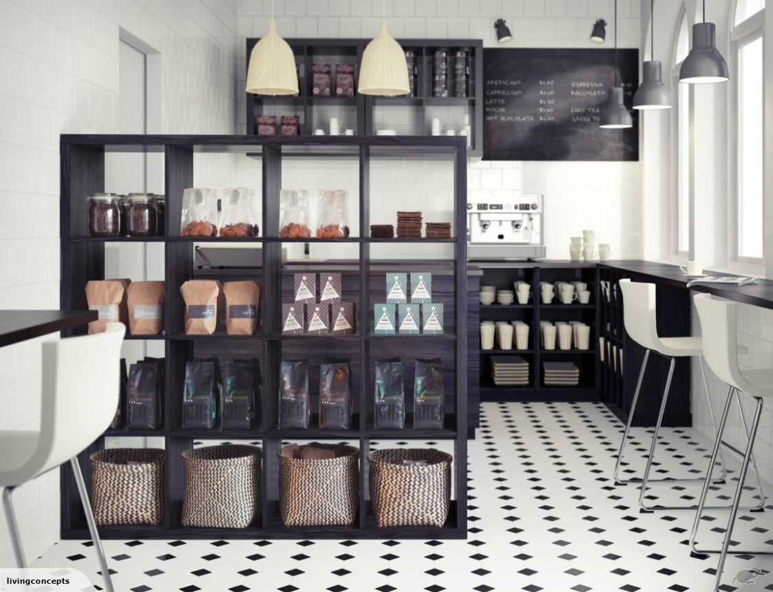 ikea kallax 4x4 cube shelving unit in 3 colours new. Black Bedroom Furniture Sets. Home Design Ideas