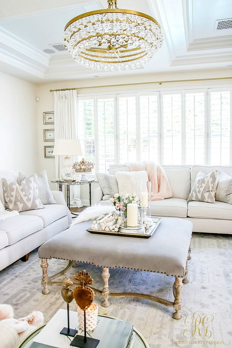5 Things My Mom Taught Me That Will Change Your Life With Images Family Room Design Shabby Chic Living Room Home