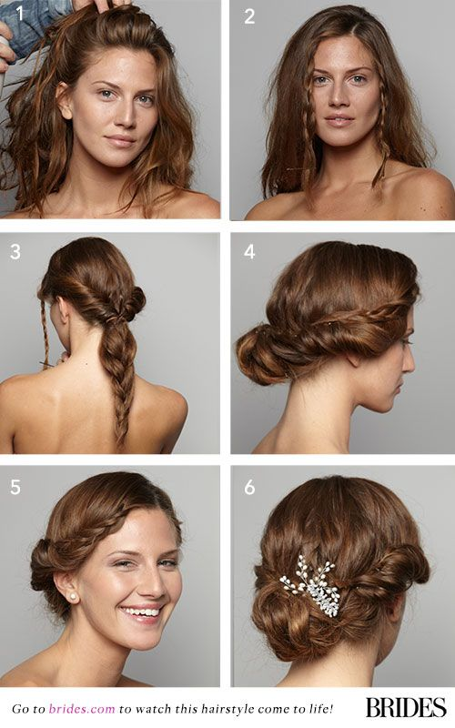 Prom Hairstyles Step By Step Instructions | www.imgkid.com ...