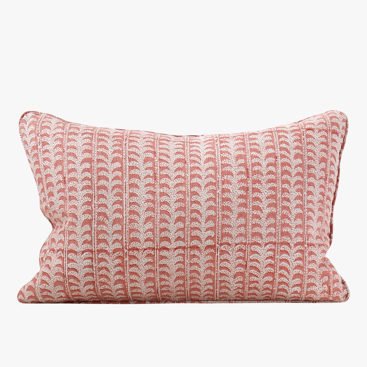 Our Luxor Guava Lumbar Pillow Cover From Walter G Is Inspired By