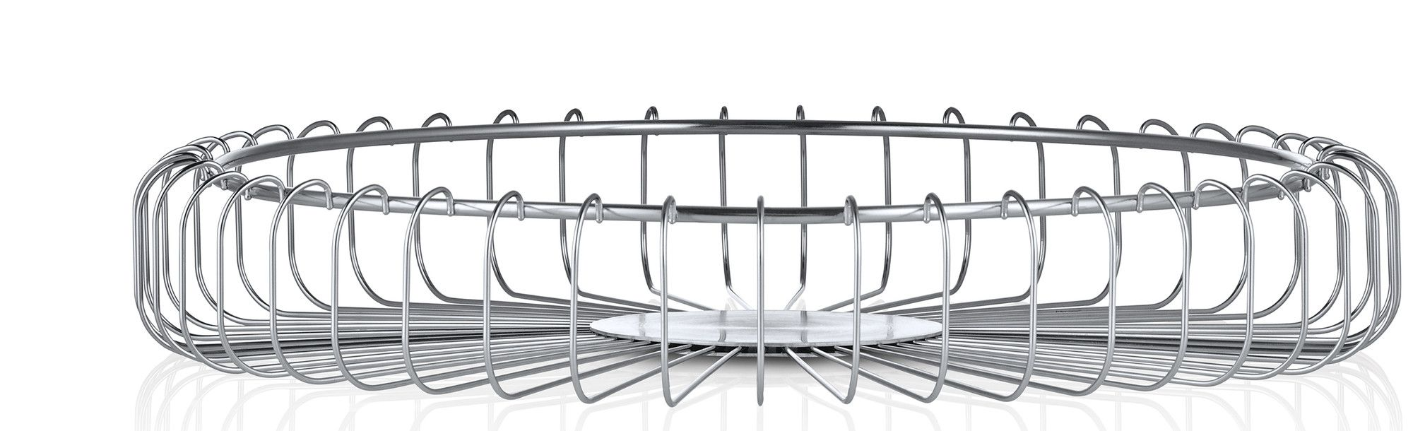 Estra Wire Fruit Basket Stainless Steel Wire Steel Stainless Steel