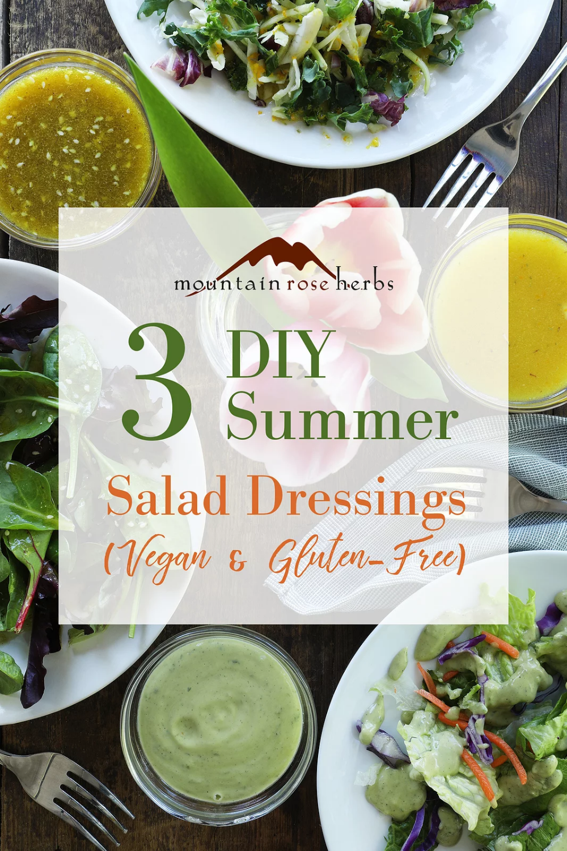 3 Easy Light Summer Salad Dressing Recipes Recipe Summer Salads Salad Dressing Recipes Zesty Summer Salad [ 1500 x 1000 Pixel ]