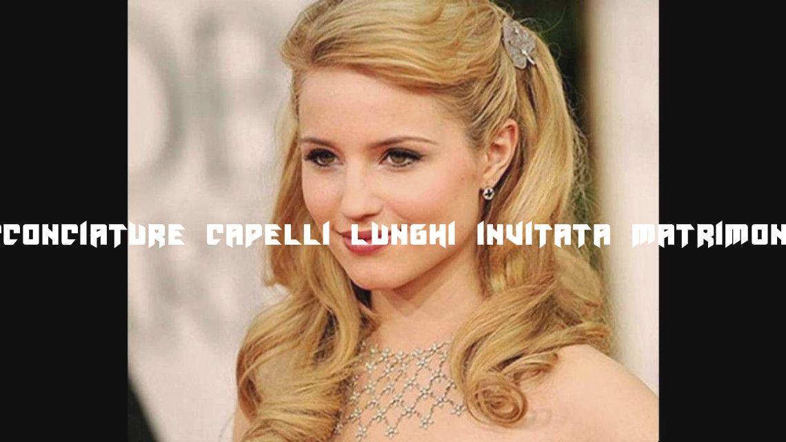 7 Cose Da Fare In Acconciature Capelli Lunghi Invitata ...