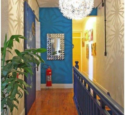 Ideas decoracion de pasillos con efecto acogedor pasillo - Ideas decoracion pasillos ...