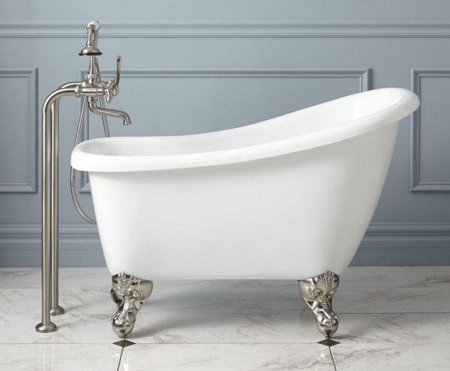 Nice Looking For Mini Bathtubs For Your Small Bathroom? Look No Further, Check  Some Of The Amazing Mini Bathtubs We Have Shown In The Article.