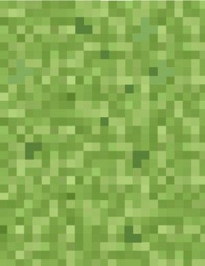 photograph about Grass Printable named Free of charge Minecraft environmentally friendly gr block wrapping paper behavior in the direction of