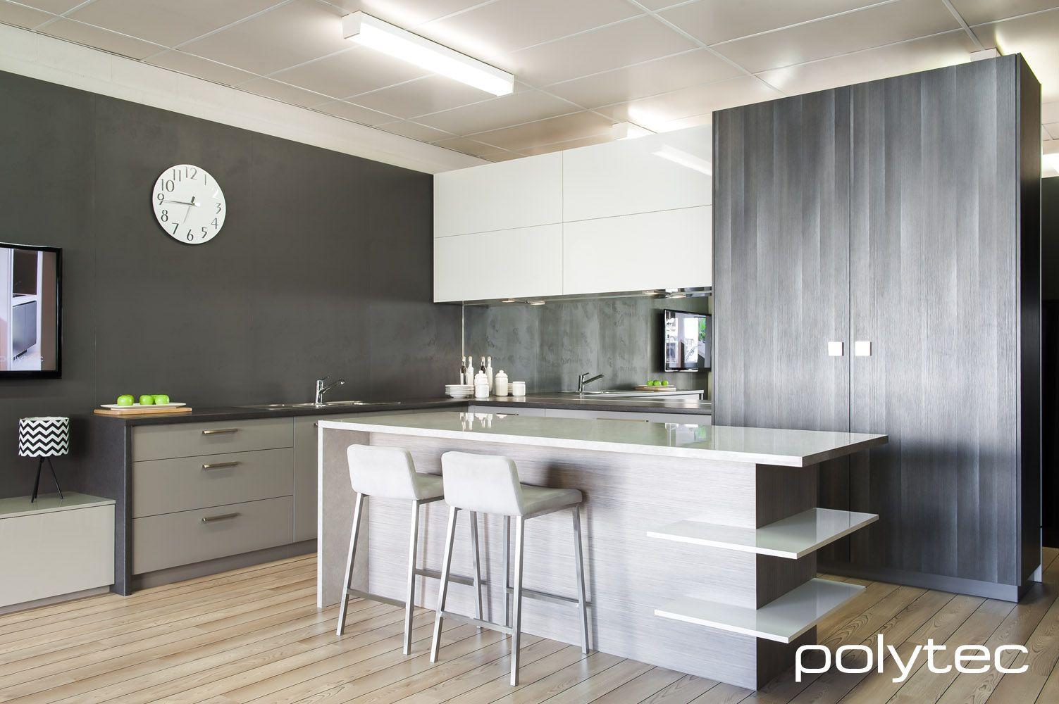 Polytec Kitchen Photos Kitchen Oak Kitchen