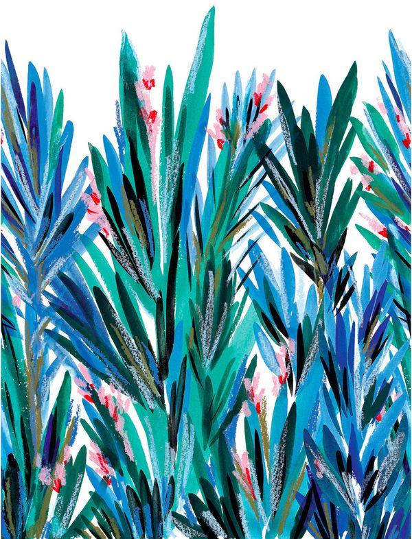 Nicole Knupfer Makram/é mur tapisserie mur d/écoration Boho Chic Boho Tissu Maison D/écoration