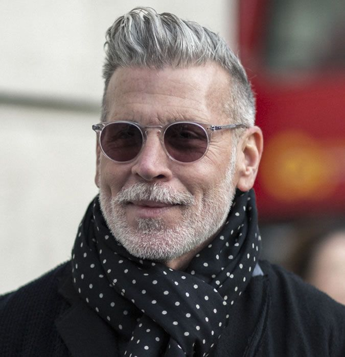 The Modern Man S Guide To Going Grey Gracefully
