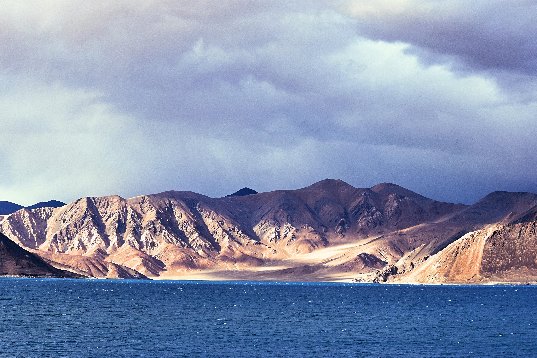 Pangong Tso Ladakh India Oc 6000 4000
