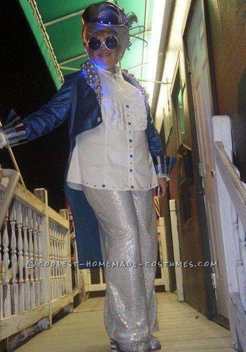 Elton john halloween costume