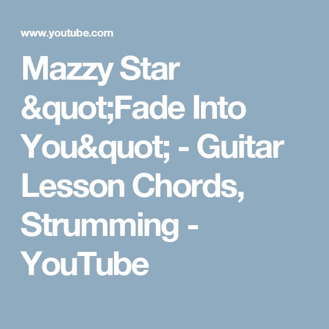 Mazzy Star \