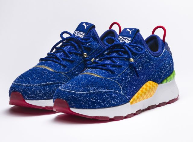 01ed1124336f61 Puma Releasing Two Different  130 Sonic The Hedgehog Inspired Sneakers These  are the upcoming Sonic The