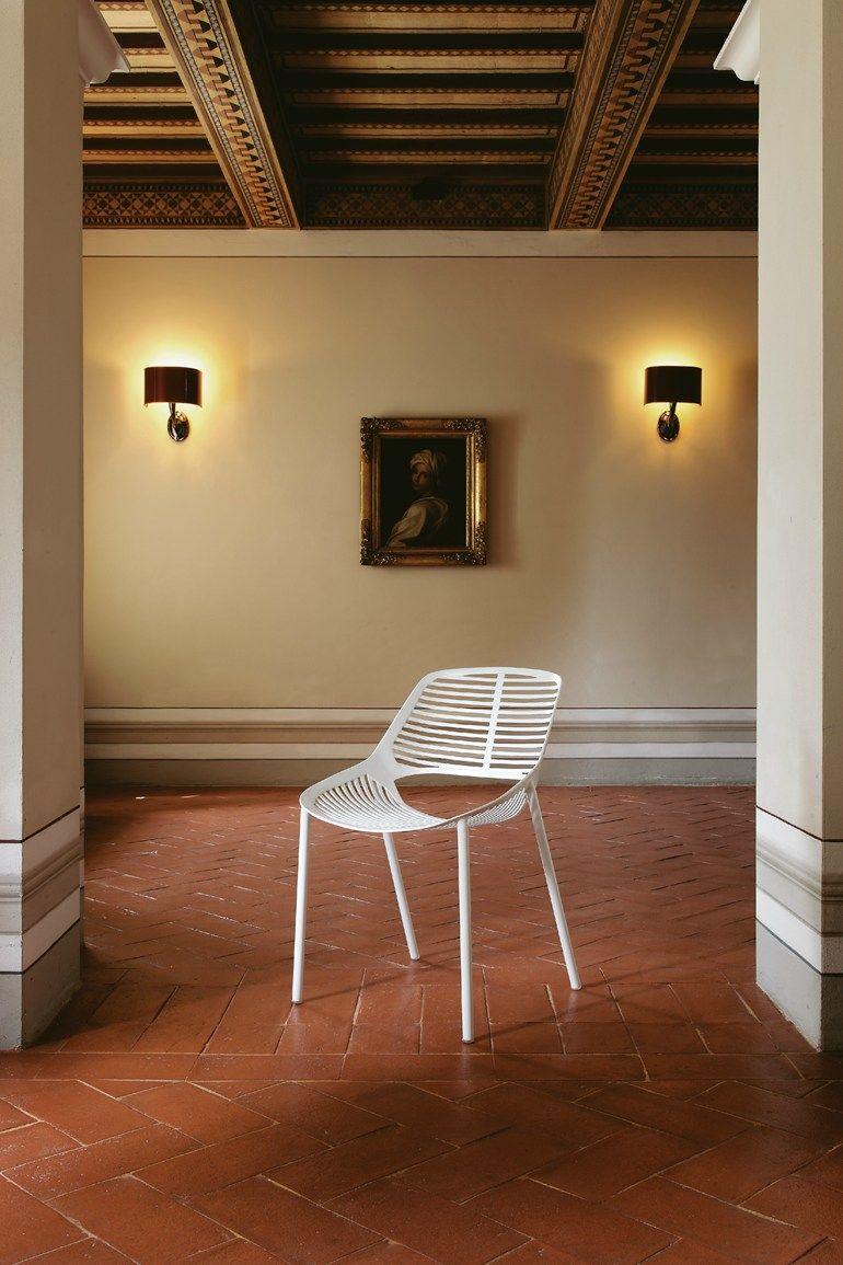 Cadeira de alumínio para jardim NIWA | Cadeira de alumínio - FAST