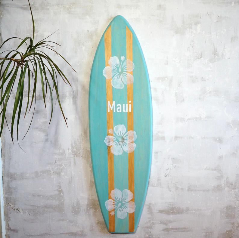 Pin By Jill Hemmen On Manualidades Surfboard Wall Art Surfboard Wall Surfboard Decor