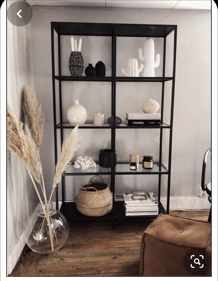 I like this shelf it's really pretty and you could make it your own by adding your own decor. I would put this in like a bathroom or living room.
