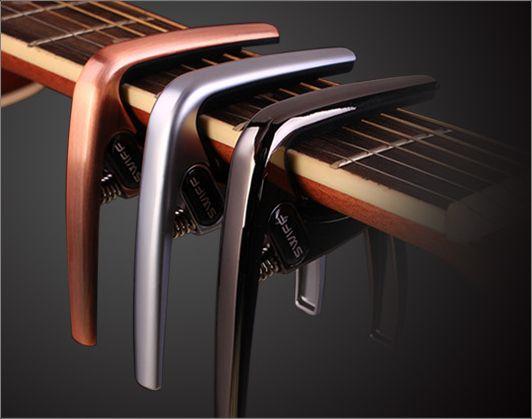 meilleur capodastre à pince pour guitare acoustique