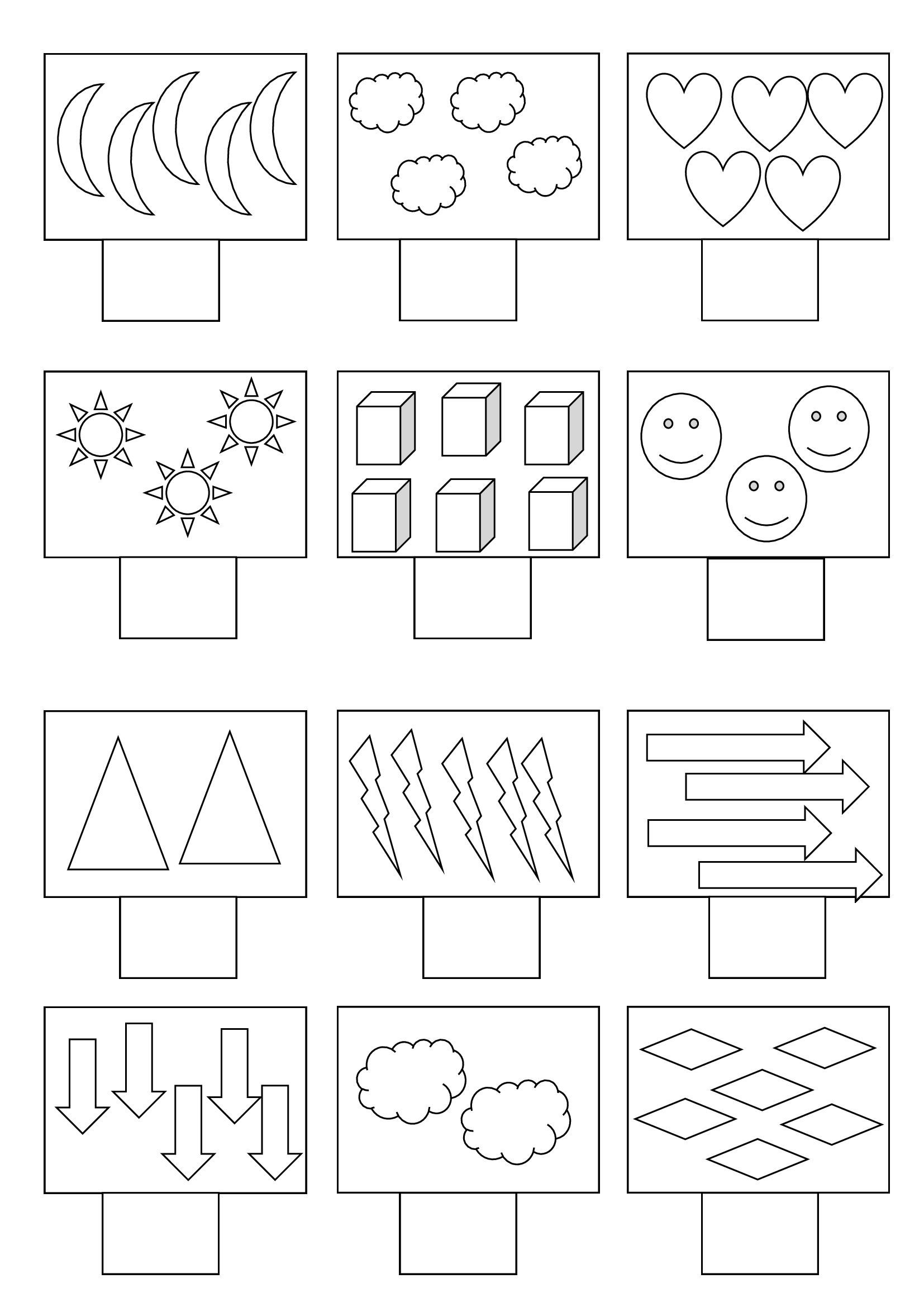 Fill Out The Ten Frames
