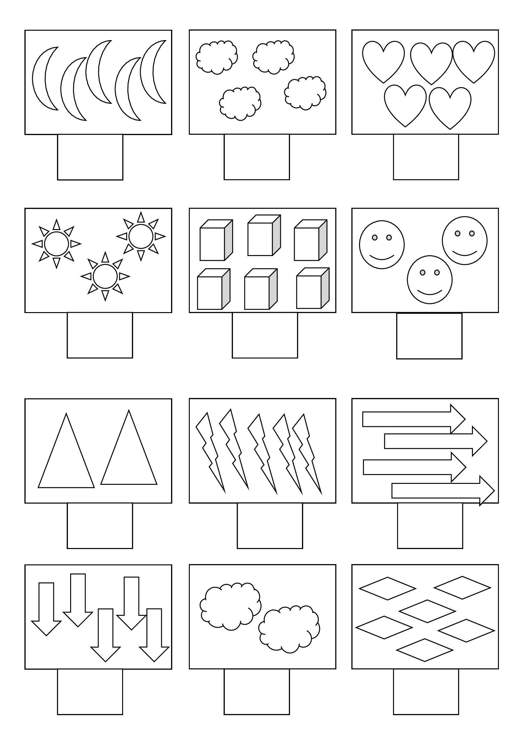Diy Number Line Kids Math Worksheets Preschool Math Worksheets Kindergarten Math Worksheets