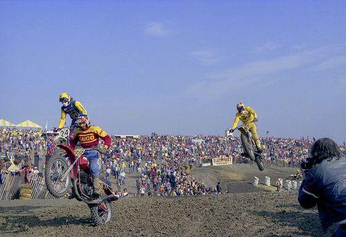 Vintage Motocross
