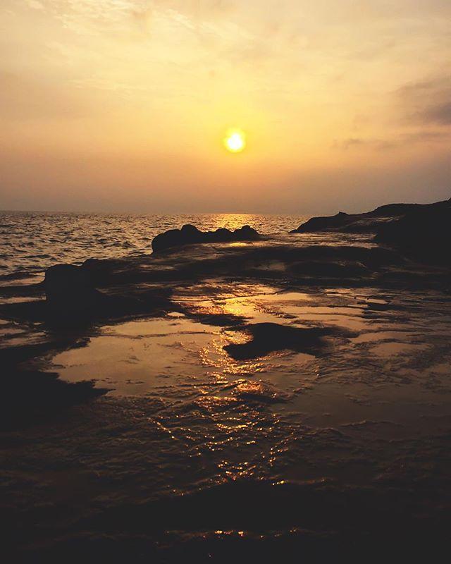 . . Sunset . Enoshima, Kanagawa, Japan . #江ノ島5 .