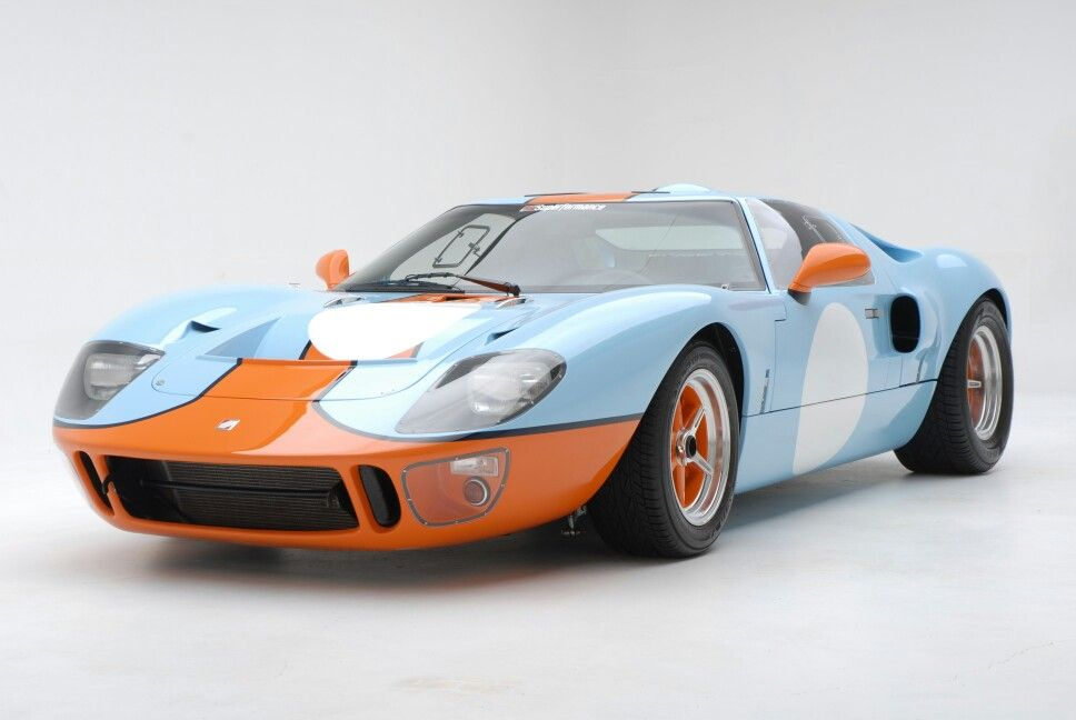Ford Gt Classic Colors