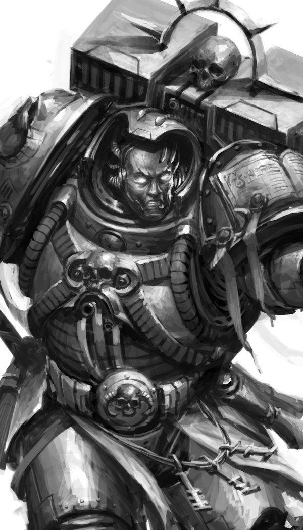 Fate of Mankind Warhammer 40k, adeptus astartes, Савье, длиннопост